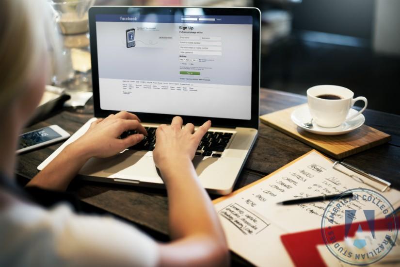administrar redes sociais
