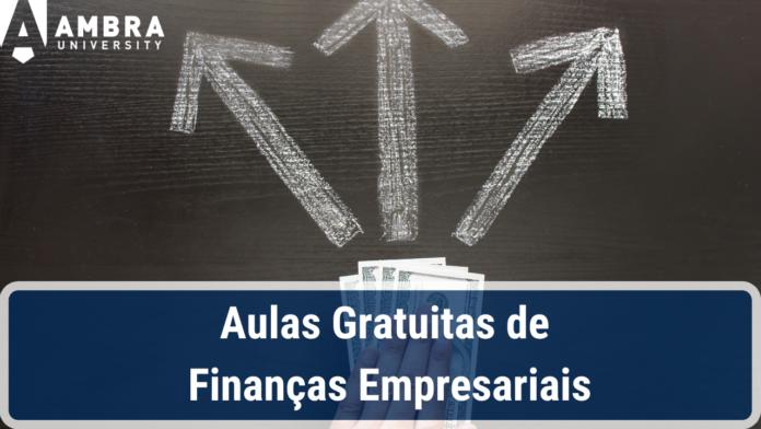 Curso Gratuito de Finanças Empresariais